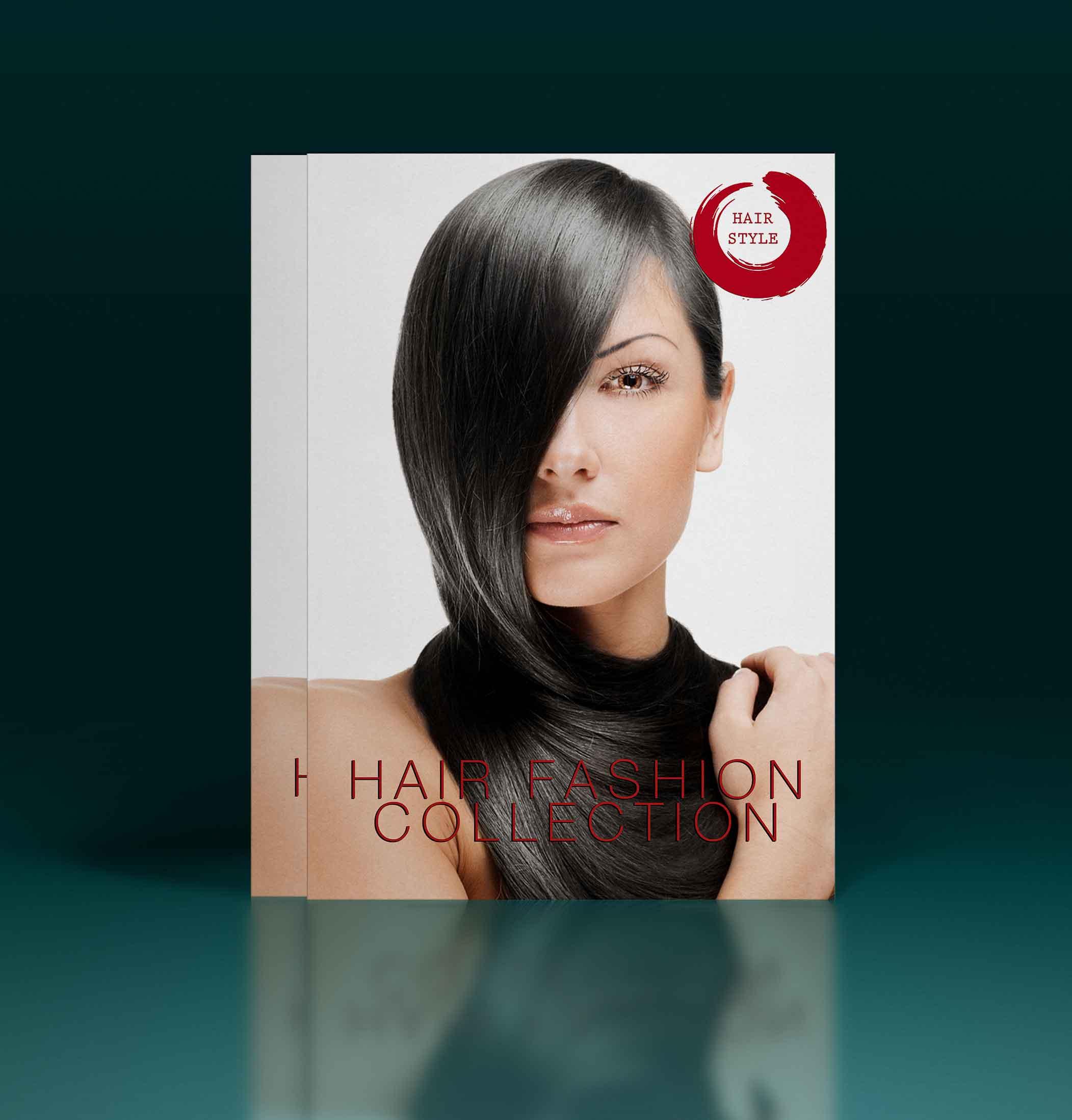 realizzazione grafica volantini per parrucchieri