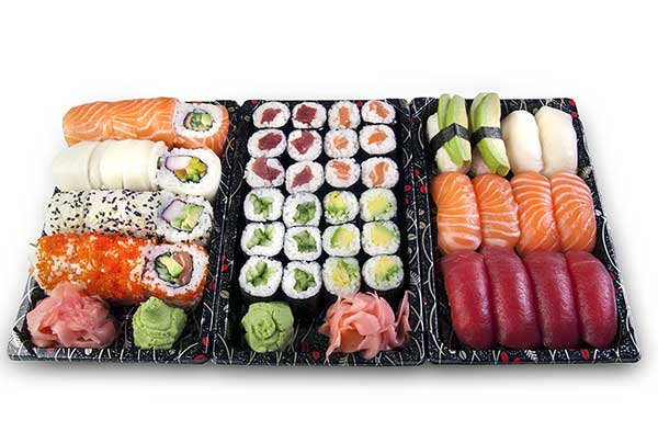 eventi privati a tema sushi